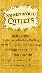Shadywood Quilts